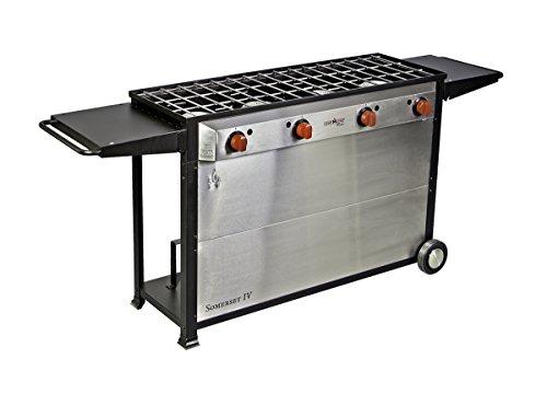 Camp Chef Somerset IV Ultimate Cook Station