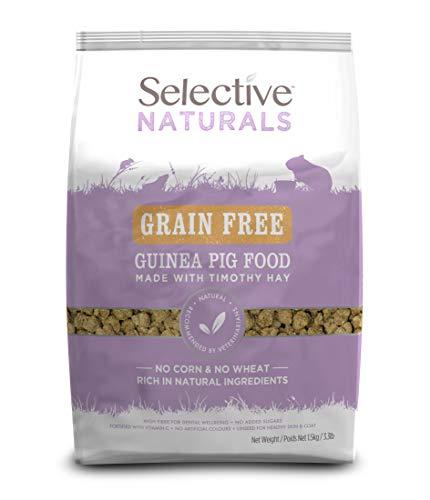 Selective Naturals Grain Free Meerschweinchenfutter, 1,5 kg
