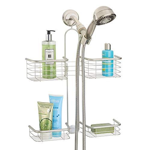 iDesign Forma Shower Caddy, Satin