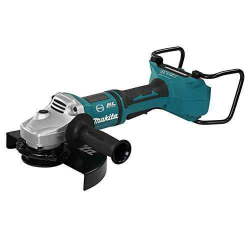 Makita DGA900Z 36V (2x 18V) Li-Ion accu Haakse slijper body - 230mm - koolborstelloos