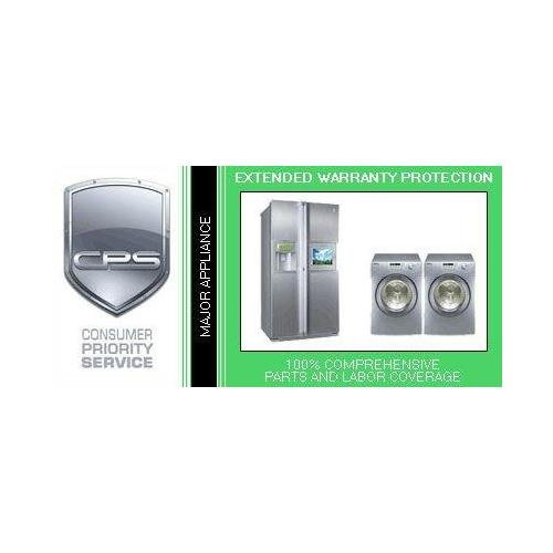 Consumer Protection Service 5 Year On Site Major Appliance Warranty Under $5000