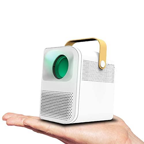 プロジェクター 家庭用 プロジェクター 小型 プ WiFi Bluetooth スマホ androidシステム コンパクト 軽量 モバイルプロジェクター ミニプロジェクター プロジェクター スマホ対応 プロジェクタ 1年間品質保証