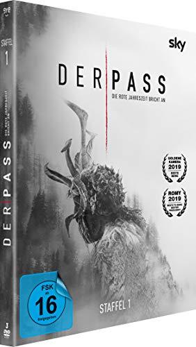 Der Pass - Staffel 1 - [DVD] Ungekürzte Originalfassung