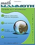 Math Mammoth Grade 4-A Worktext