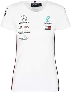 Mercedes AMG Motorsport Ladies White Team Tee