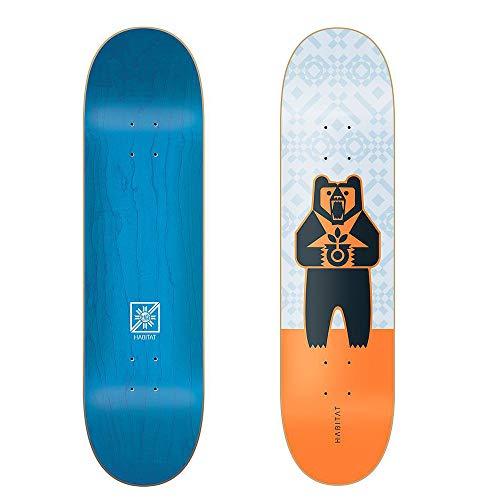 Habitat Grizzly Logo Pricepoint Skateboard, 8,25 inch