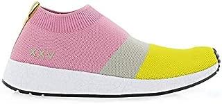 Cara Multi Color Fabric Running Sneakers