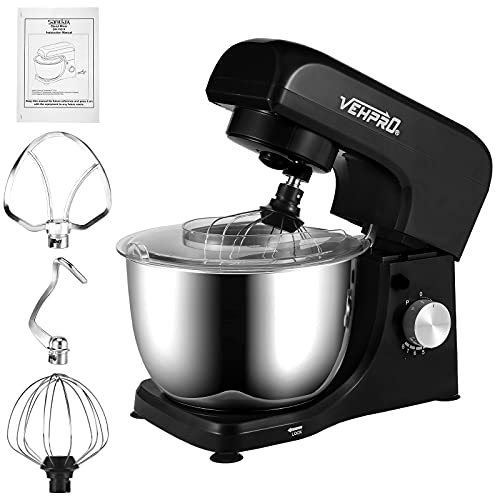 (60% OFF) Wailiy Stand Mixer,  4qt 8-Speed   $111.99 – Coupon Code