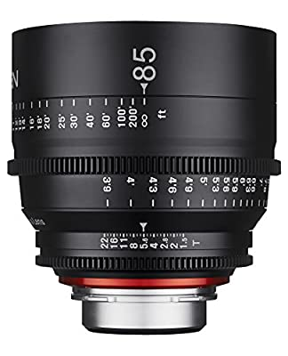 Rokinon XEEN XN85-C 85mm T1.5 for Canon EF from ROKAA