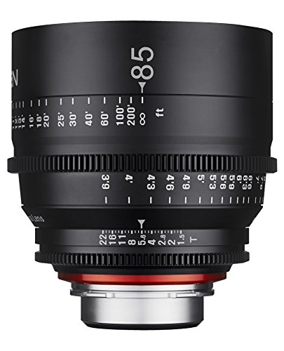 Rokinon Xeen XN85-NEX 85mm T1.5 Professional CINE...