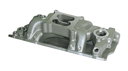 Dart 42811000 Dual Plane Intake Manifold for Small Block Chevy