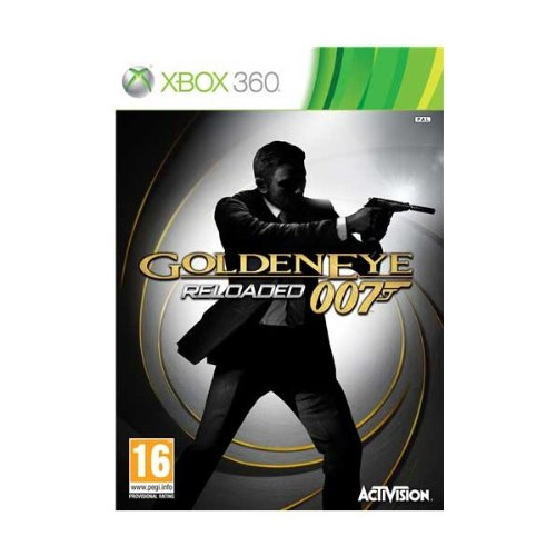 Activision GoldenEye 007 Reloaded - Juego (Xbox 360, Shooter, T (Teen))