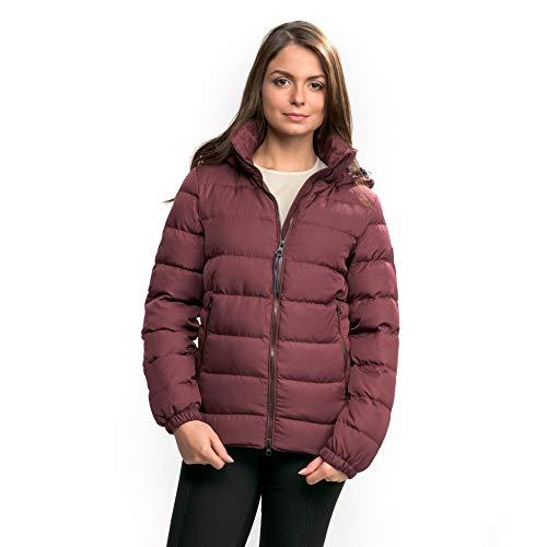 Aigle Rigdown Short Womens Jacket Dark Erable UK16 EU44 US12
