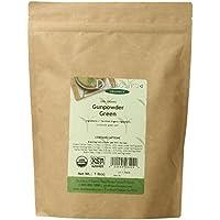 Davidson's Gunpowder Green Tea Bulk 1-Pound Bag