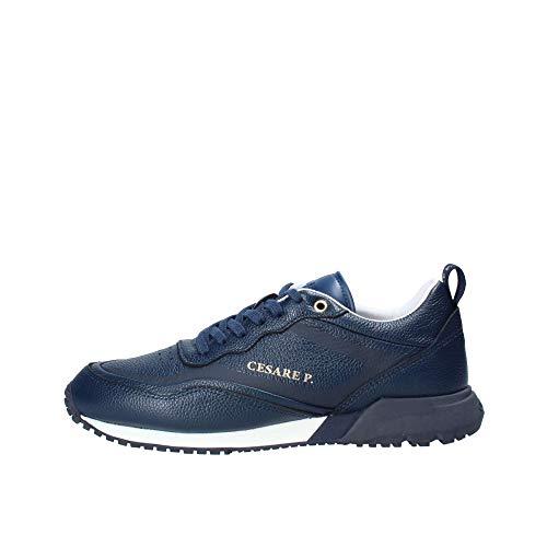 Cesare Paciotti PETOV1515MHA212 Herren Sneakers Blau 41