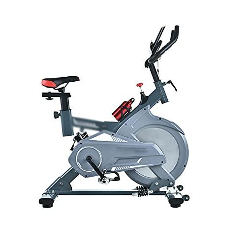 CJDM Bicicletas de Spinning, Bicicletas Deportivas de Fitness para el hogar, Equipos de Fitness para Interiores, Equipos de Fitness para Bicicletas, Equipos de Entrenamiento para gimnasios
