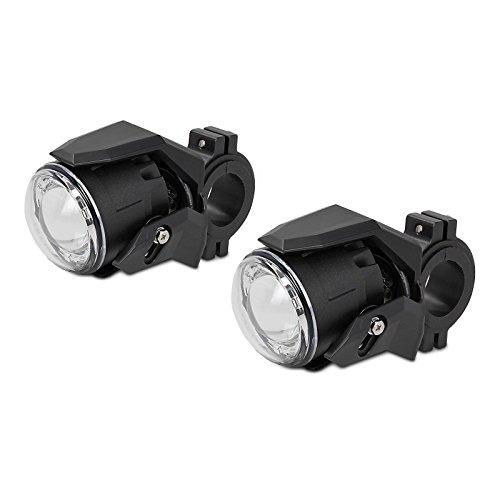 LED Proiettori Supplementari Yamaha XSR 900 Lumitecs S3 E-Omologate