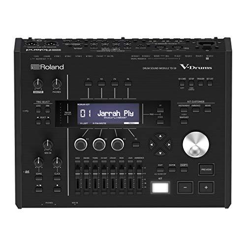2. Roland V-Drums TD-50 Drum Sound Module