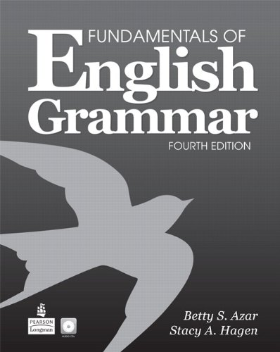 Fundamentals of English Grammar with Audio CDs, without Answer Key (4th Edition)