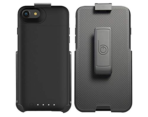 "BELTRON Belt Clip Holster Compatible with Mophie Juice Pack Air Battery Case - iPhone 7 (4.7"") iPhone 8 (4.7"") - (Mophie Juice Pack Battery Case not Included)"