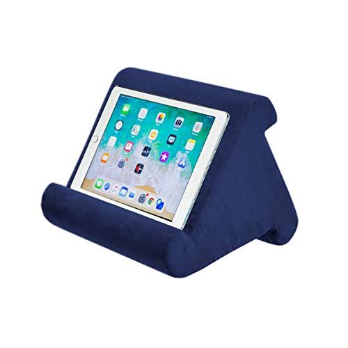 Runzeseny Pillow Stand pour Tablette Livre Reste...