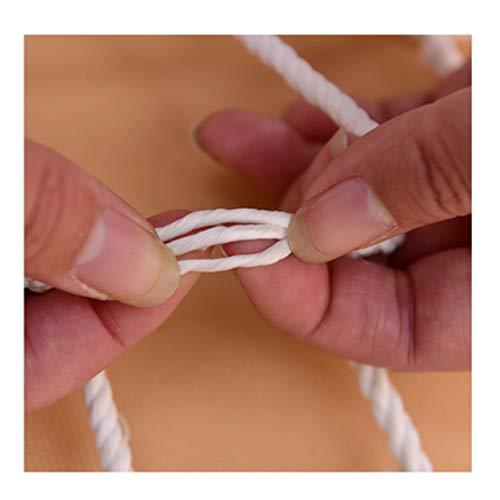 Enfants Safety Net Protection Aire De Jeux Décoration Netting - Décoration Crawling Corde De Formation D'expansion Extérieure Plafond Extérieur Net (taille: 10 Mm, 6 Cm De Corde Trou) ( Size : 3*7m )