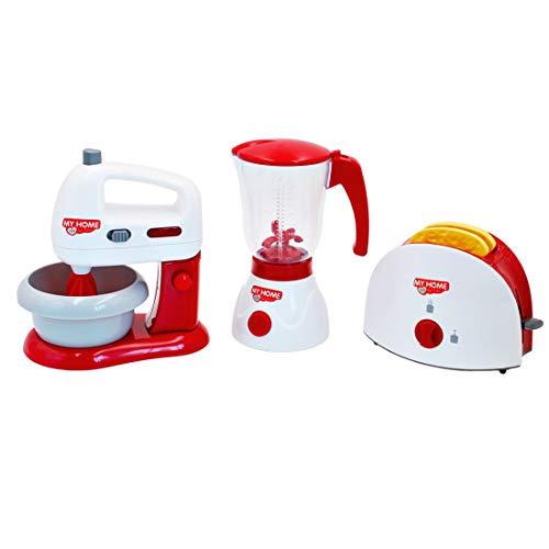 deAO Conjunto de Utensilios Electrodomésticos de Cocina...