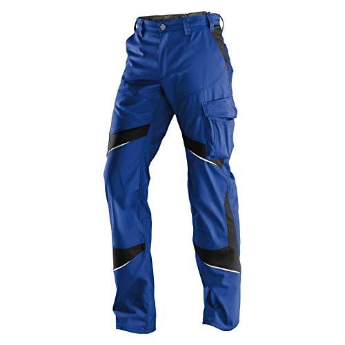 KÜBLER ACTIVIQ Hose 2250, Farbe: Kbl.blau/Schwarz, Größe: 56