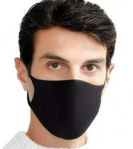 Gesichtsmaske Maske für Motorrad, Fahrrad, halbes Gesicht, Halloween, Outdoor, Sport, Kopfbedeckung 3 Stück