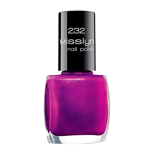 Misslyn Nail Polish Nr.232 bloggers' must have, 10 ml