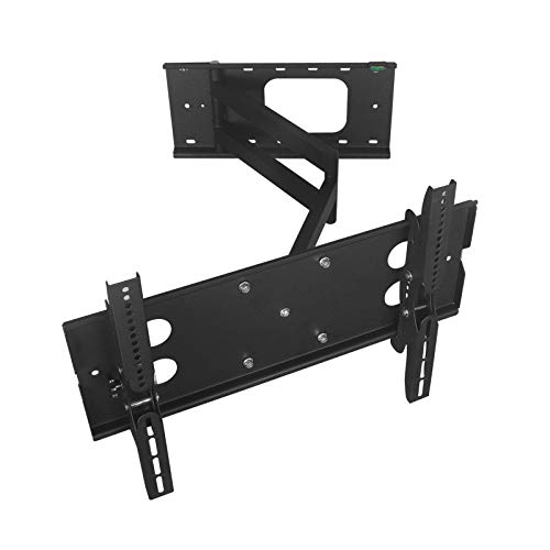 "Intec brackets - Long Reaching Heavy Duty Cantilever TV Wall Mount Bracket- 800MM Reach perfect for TV's 40"" – 60"" – Extra Strong Design rated at 50 KG (All Fixings Included)"