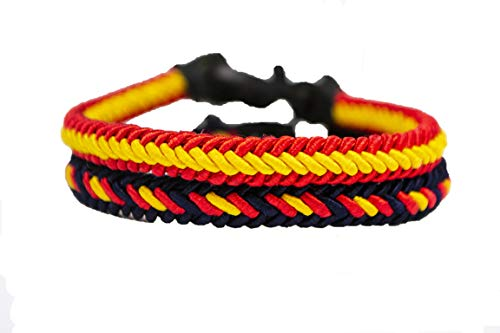 Pack de 2 pulseras de España