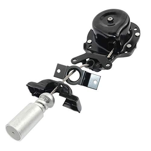 Conjunto de cabestrante de rueda de repuesto, LR024145
