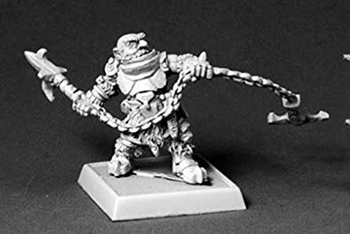 Kragmarr Giant Slayer Miniature by Reaper
