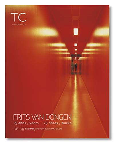 Frits van Dongen. 25 years- 25 Works (TC Cuadernos)
