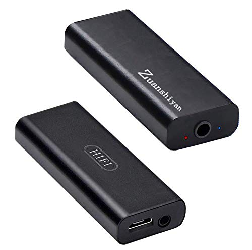 PortableHeadphone Amplifier Premium Quality Bass Boost for PC and Smartphones Zuanshiyan