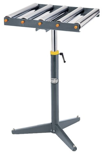 Shop Fox D2274 Heavy-duty 5-Roller Stand