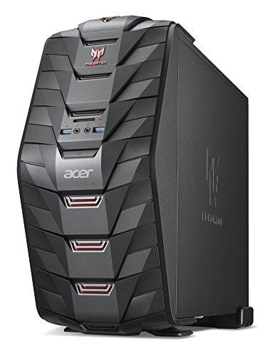 Ordinateur de Bureau PC Gaming Acer Predator G3-710-AM11 Intel Core i5-7400 - 1