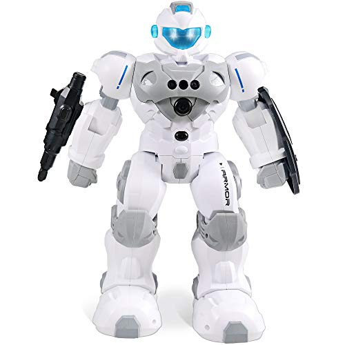 Robots for Kids,Intelligent Programming Remote Control Robot Toy with Gesture Sensing,Gifts for 3 4 5 6 7 8 Year Old Boys and Girls