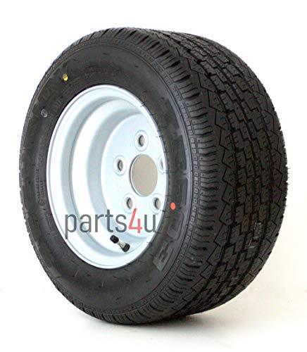 Komplettrad 195/55 R 10C 98/96N LK112x5 Anhänger TR603 Reifen M+S 195 55 R10C Anhängerrad Reifen 112 x 5