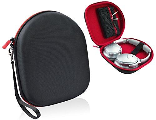 CaseSack Headphone Case for Sony WH-CH700N, MDRXB950, MDRXB650, MDRZX770; HiFi Elite Super66; Skullcandy Hesh 3; Parrot Zik 1.0, 2.0, 3; BeoPlay H2, H4, H6, H8, H9; Sennheiser MM 550-X; COWIN E7