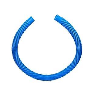 Poweka Manguera Piscina Azul Manguera Depuradora 32mm para Limpiafondos Bomba de Piscina Compatible con La Bomba de…