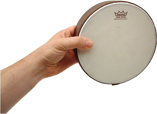 Remo HD-8508-00 Fiberskyn Frame Drum, 8