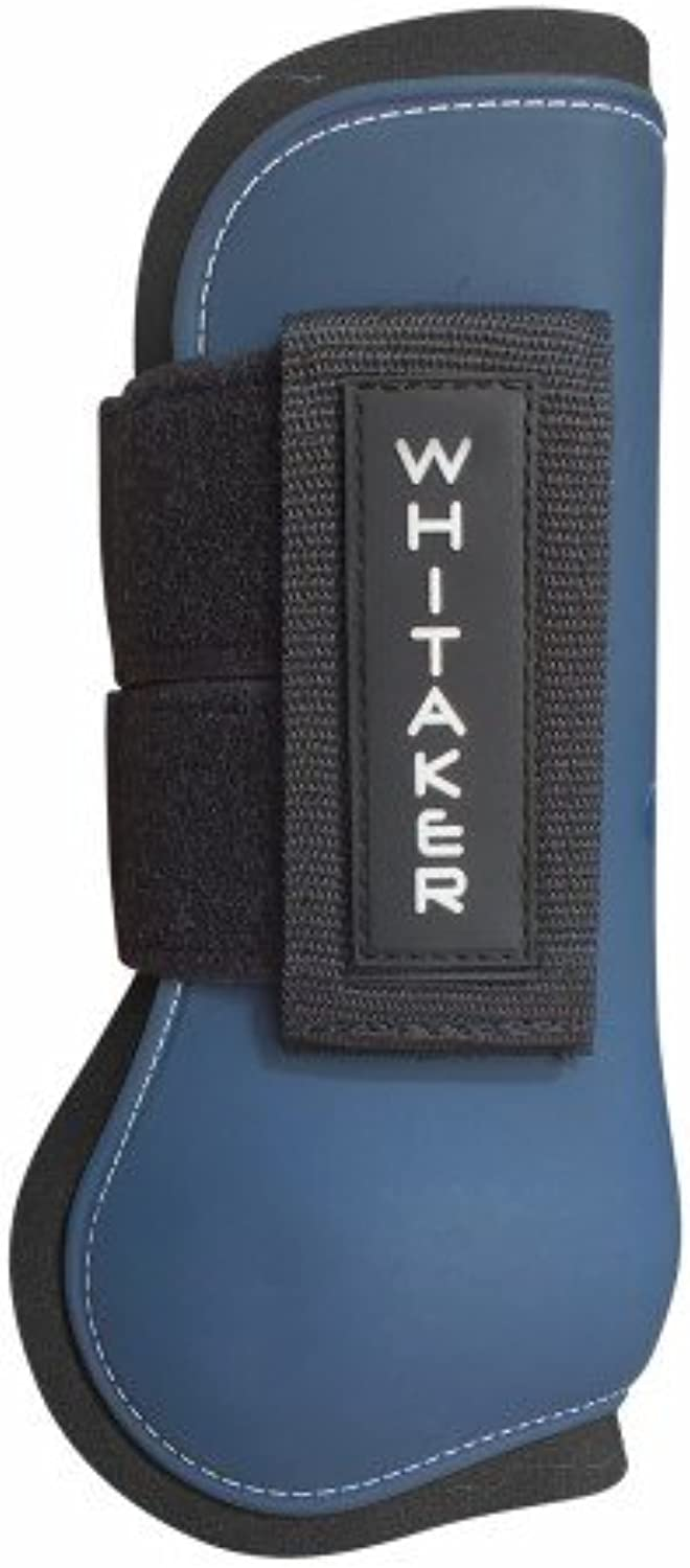 John Whitaker Whitaker  Horse Tendon & Fetlock Boot Set Skipton bluee Full