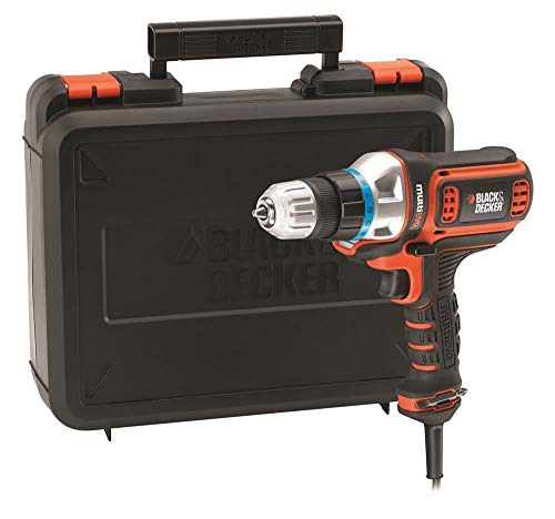 Black + Decker MT350K-QS Perceuse filaire