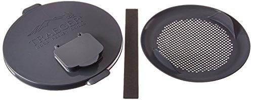 Traeger BAC370 Bucket Lid Filter Kit, Gray