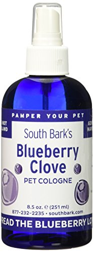 South Bark's Blueberry Clove Pet Cologne, 8.5 oz