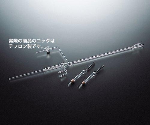 クライミング 自動ビュレット TFコック 白 25 61-0060-72/CL2200-02-20