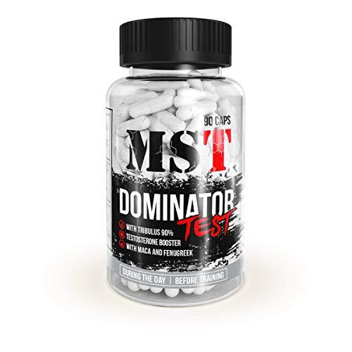 Dominator Test 90 kapseln | tribulus terrestris kapseln hochdosiert | fenugreek seeds | MACA Peruana | SAW PALMETTO | Zink | T Booster |