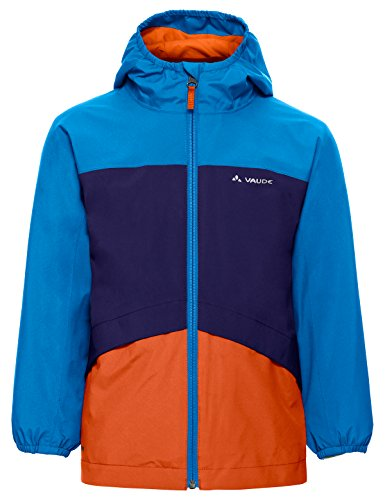 VAUDE Kinder Doppeljacke Escape 3in1 Jacket, eclipse, 122/128, 41099